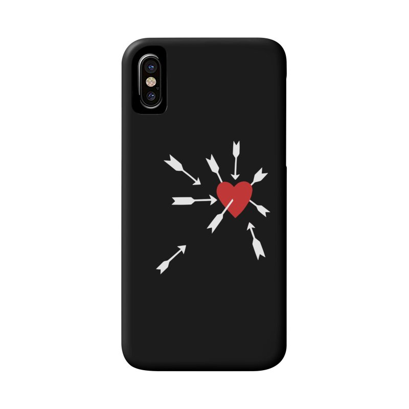 Carefree Accessories Phone Case by Kate Gabrielle's Artist Shop