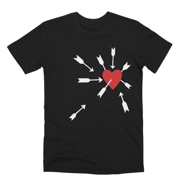 Carefree Men's Premium T-Shirt by Kate Gabrielle's Artist Shop