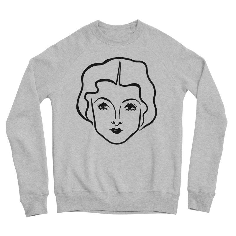 Myrna Men's Sponge Fleece Sweatshirt by Kate Gabrielle's Artist Shop