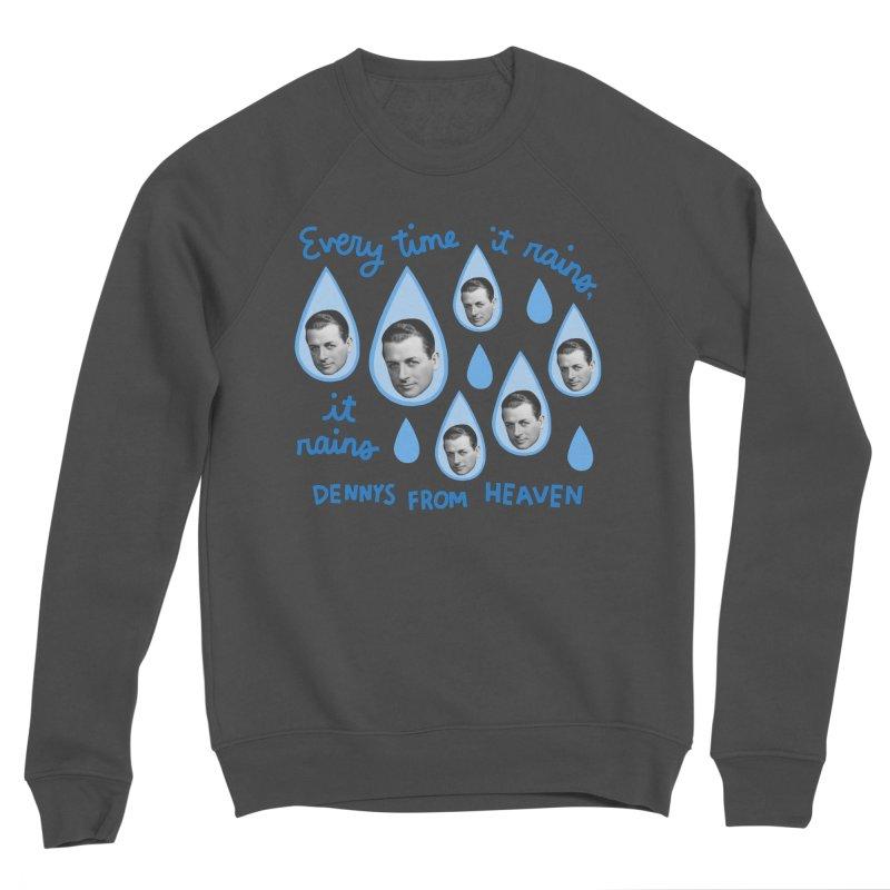 Dennys from heaven Women's Sponge Fleece Sweatshirt by Kate Gabrielle's Artist Shop