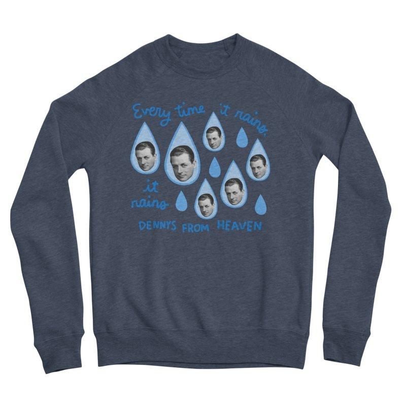 Dennys from heaven Men's Sponge Fleece Sweatshirt by Kate Gabrielle's Artist Shop