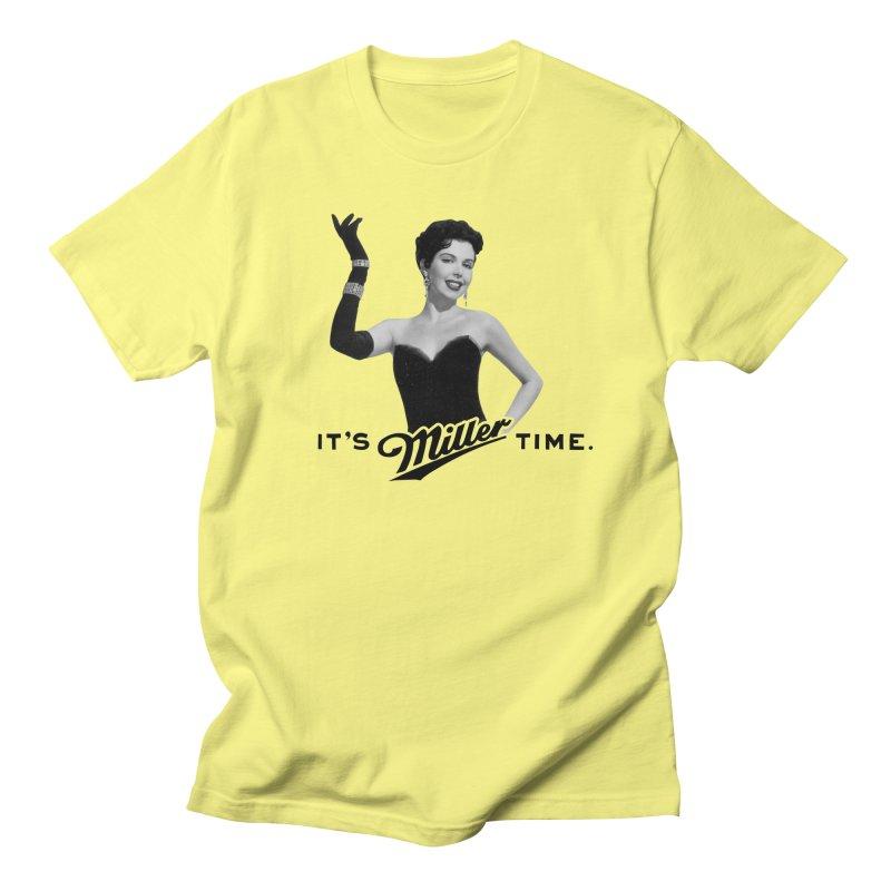 Ann Miller Time Women's T-Shirt by Kate Gabrielle's Threadless Shop