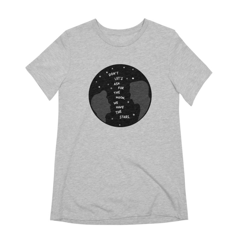 Now Voyager Women's Extra Soft T-Shirt by Kate Gabrielle's Artist Shop