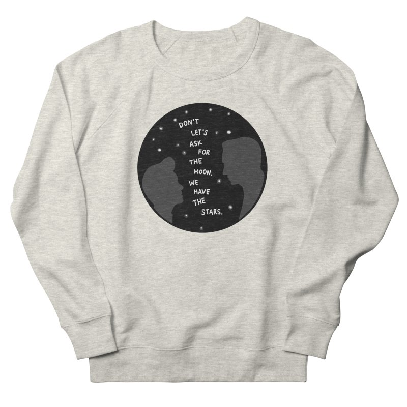 Now Voyager Women's French Terry Sweatshirt by Kate Gabrielle's Artist Shop