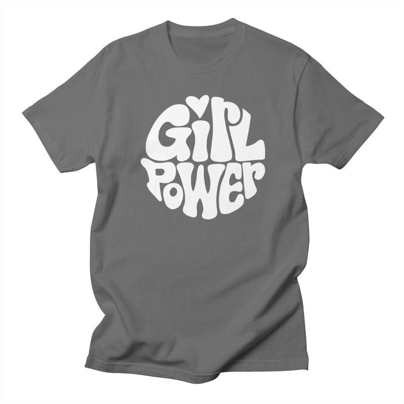 Girl Power Men's T-Shirt by Kate Gabrielle's Threadless Shop