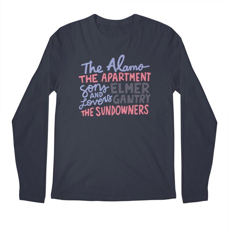 1960 Men's Regular Longsleeve T-Shirt by Kate Gabrielle's Artist Shop