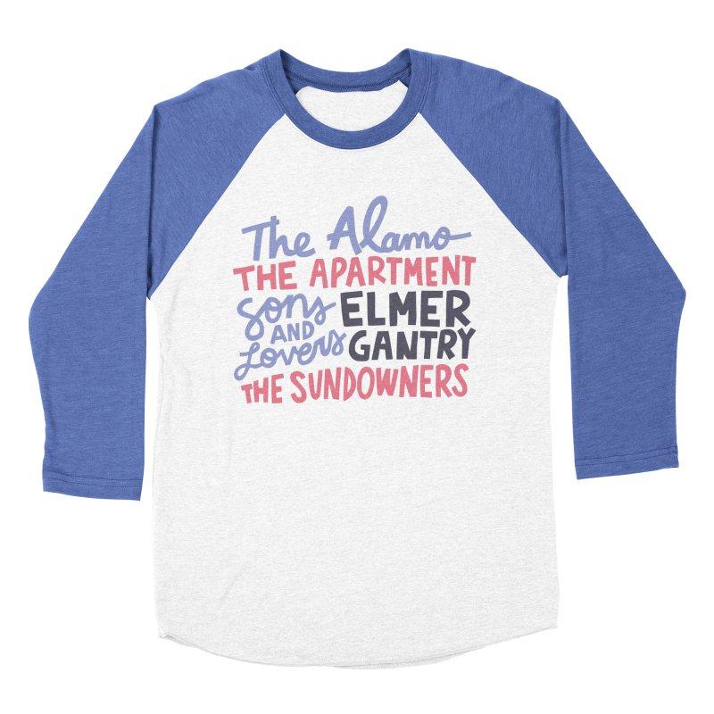 1960 Men's Baseball Triblend Longsleeve T-Shirt by Kate Gabrielle's Artist Shop