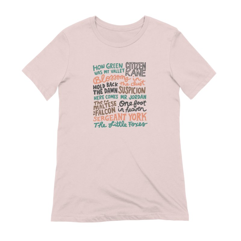 1941 Women's Extra Soft T-Shirt by Kate Gabrielle's Artist Shop