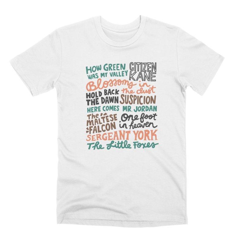 1941 Men's Premium T-Shirt by Kate Gabrielle's Artist Shop