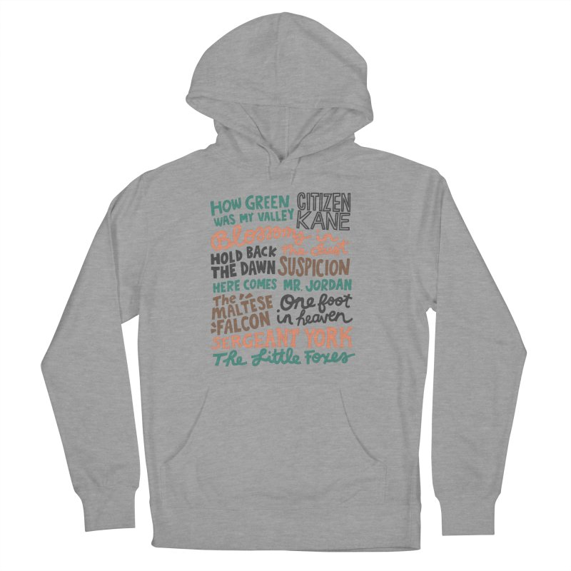 1941 Women's Pullover Hoody by Kate Gabrielle's Artist Shop