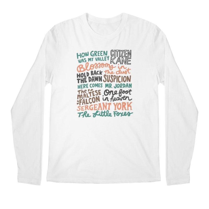 1941 Men's Regular Longsleeve T-Shirt by Kate Gabrielle's Artist Shop