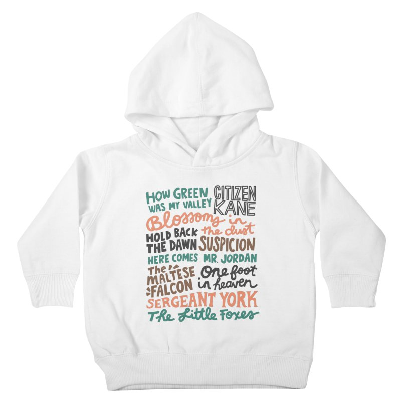 1941 Kids Toddler Pullover Hoody by Kate Gabrielle's Artist Shop