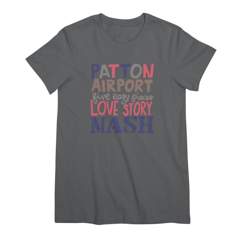 1970 Women's Premium T-Shirt by Kate Gabrielle's Artist Shop