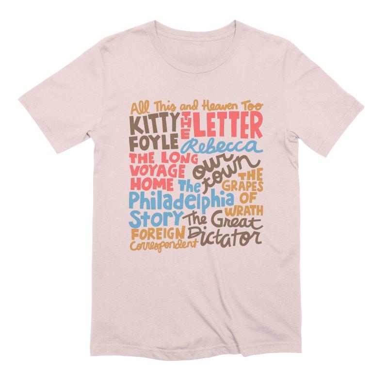 1940 Men's Extra Soft T-Shirt by Kate Gabrielle's Artist Shop