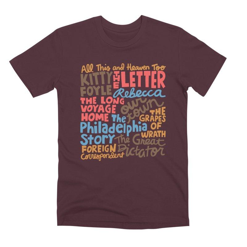 1940 Men's Premium T-Shirt by Kate Gabrielle's Artist Shop
