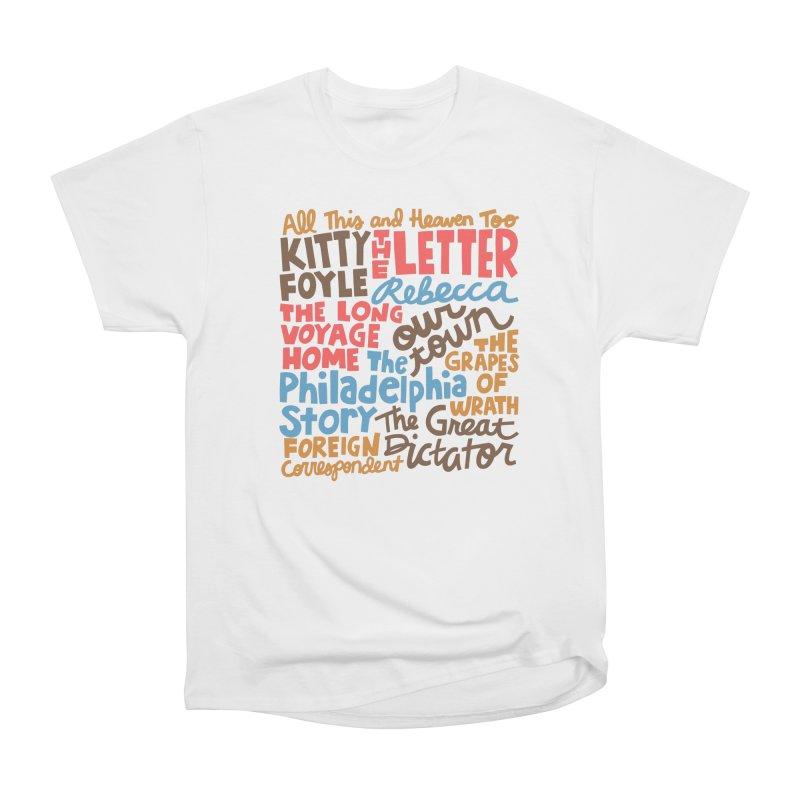 1940 Women's Heavyweight Unisex T-Shirt by Kate Gabrielle's Artist Shop
