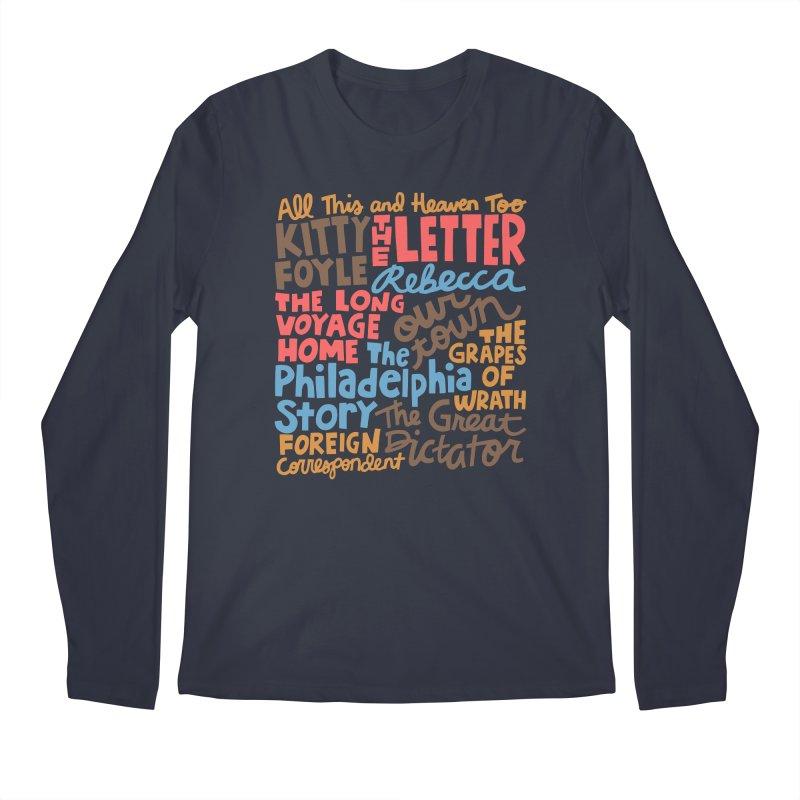 1940 Men's Regular Longsleeve T-Shirt by Kate Gabrielle's Artist Shop