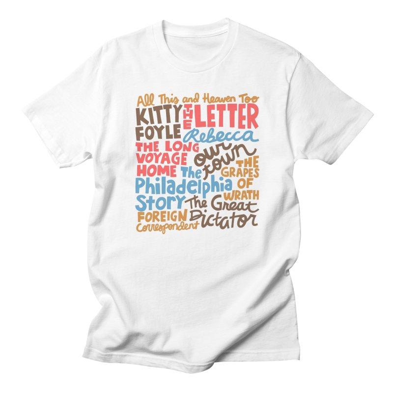 1940 Women's Regular Unisex T-Shirt by Kate Gabrielle's Artist Shop