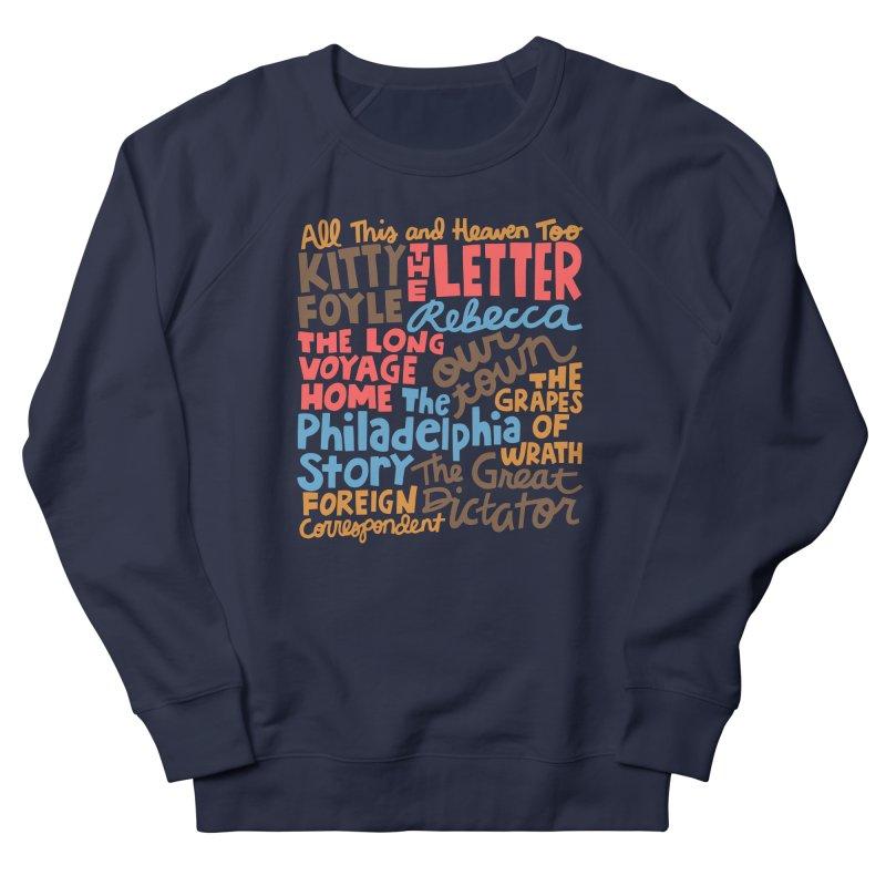 1940 Women's French Terry Sweatshirt by Kate Gabrielle's Artist Shop