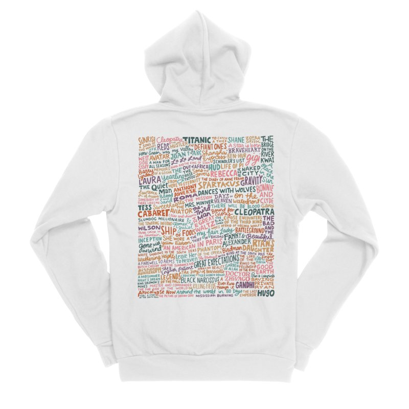 Best Cinematography (color) Women's Sponge Fleece Zip-Up Hoody by Kate Gabrielle's Artist Shop