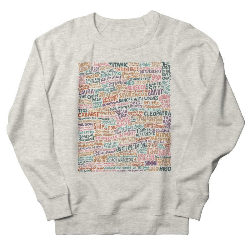 Best Cinematography (color) Women's French Terry Sweatshirt by Kate Gabrielle's Artist Shop