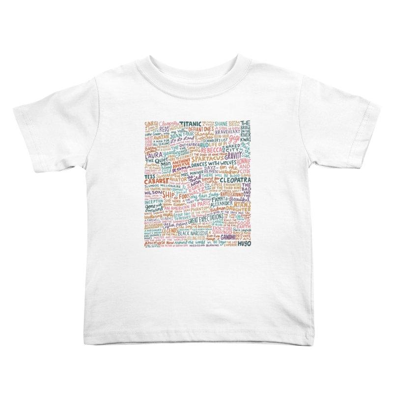 Best Cinematography (color) Kids Toddler T-Shirt by Kate Gabrielle's Artist Shop
