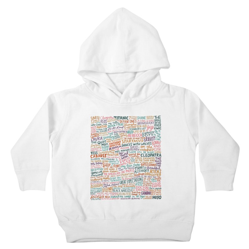 Best Cinematography (color) Kids Toddler Pullover Hoody by Kate Gabrielle's Artist Shop