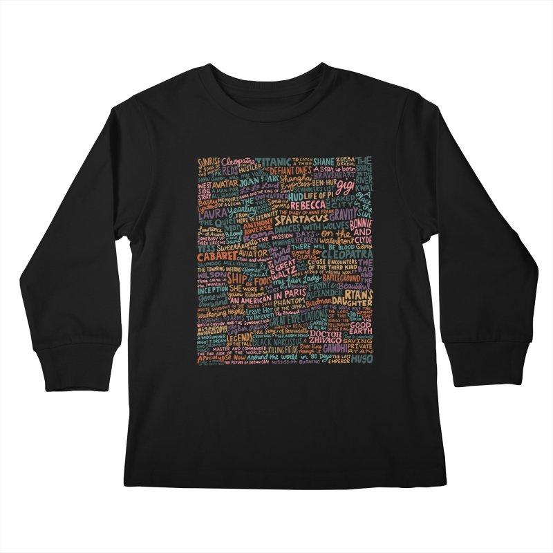 Best Cinematography (color) Kids Longsleeve T-Shirt by Kate Gabrielle's Artist Shop