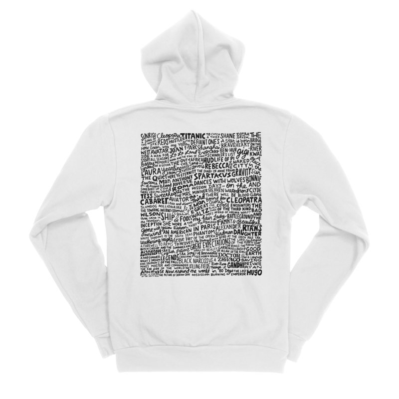 Best Cinematography (black and white) Men's Zip-Up Hoody by Kate Gabrielle's Threadless Shop