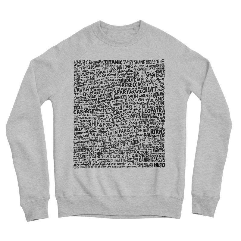 Best Cinematography (black and white) Women's Sponge Fleece Sweatshirt by Kate Gabrielle's Artist Shop