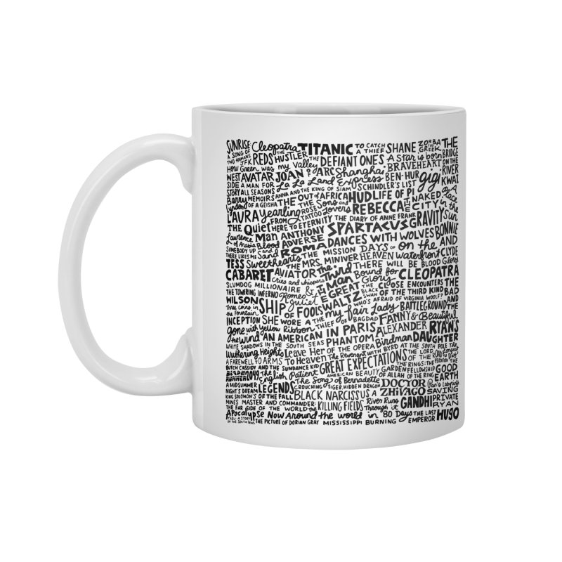 Best Cinematography (black and white) Accessories Standard Mug by Kate Gabrielle's Artist Shop