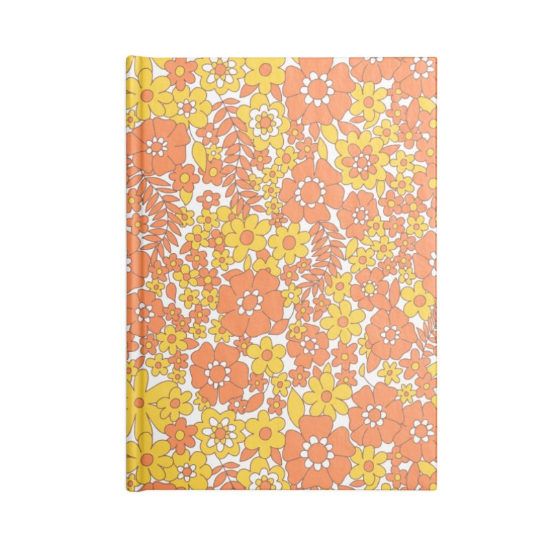 Vintage #32 Accessories Blank Journal Notebook by Kate Gabrielle's Artist Shop