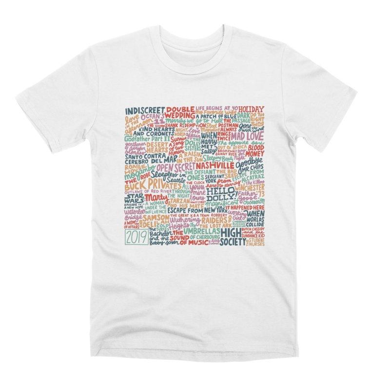 TCMFF 2019 Men's Premium T-Shirt by Kate Gabrielle's Artist Shop