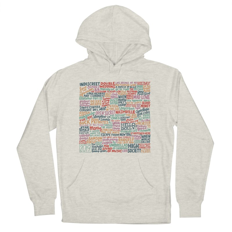 TCMFF 2019 Women's French Terry Pullover Hoody by Kate Gabrielle's Artist Shop