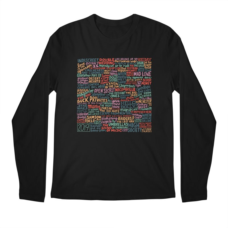TCMFF 2019 Men's Regular Longsleeve T-Shirt by Kate Gabrielle's Artist Shop