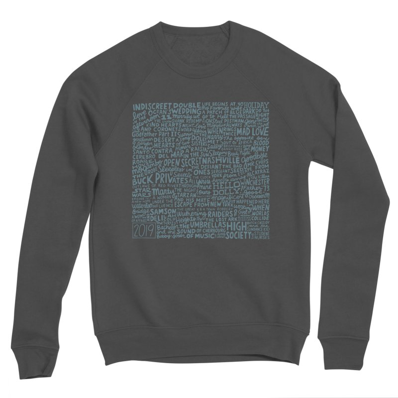 TCMFF 2019 (variant) Men's Sponge Fleece Sweatshirt by Kate Gabrielle's Artist Shop