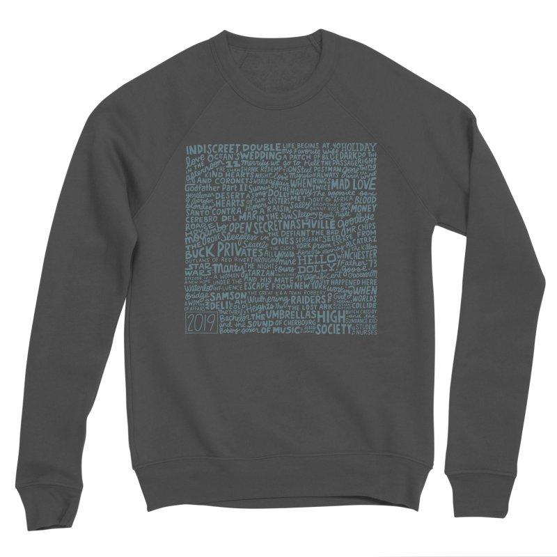 TCMFF 2019 (variant) Women's Sponge Fleece Sweatshirt by Kate Gabrielle's Artist Shop