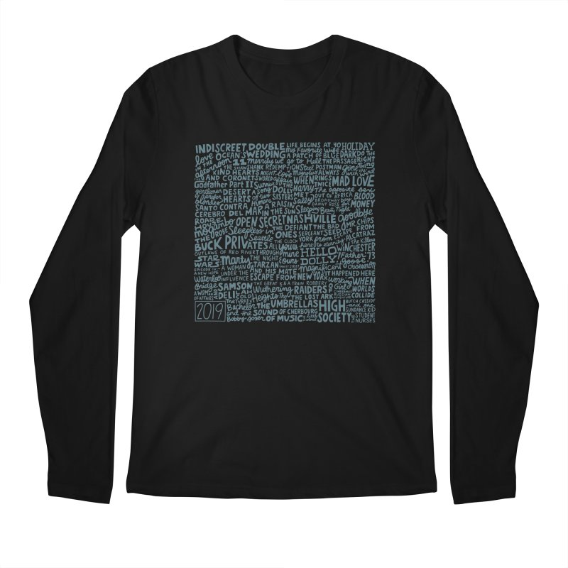 TCMFF 2019 (variant) Men's Regular Longsleeve T-Shirt by Kate Gabrielle's Artist Shop
