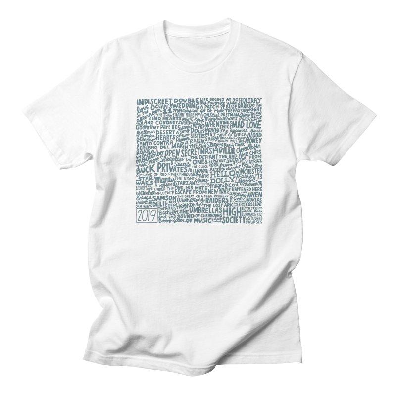 TCMFF 2019 (variant) Men's Regular T-Shirt by Kate Gabrielle's Artist Shop