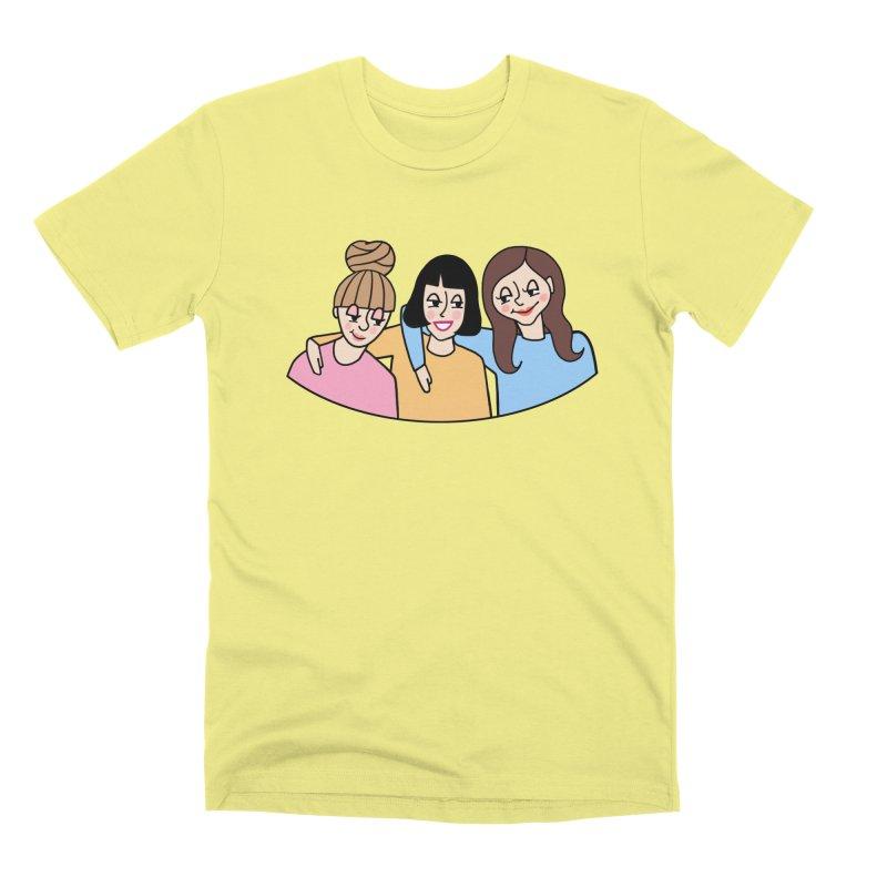 Reserved for Nikki Men's Premium T-Shirt by Kate Gabrielle's Artist Shop