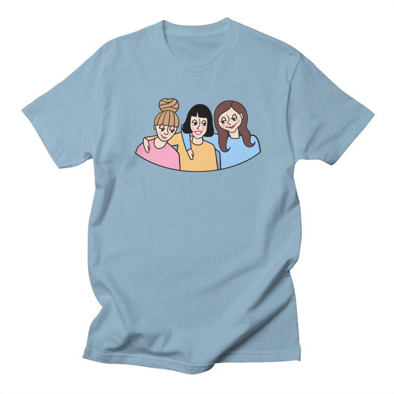 Reserved for Nikki Men's Regular T-Shirt by Kate Gabrielle's Artist Shop