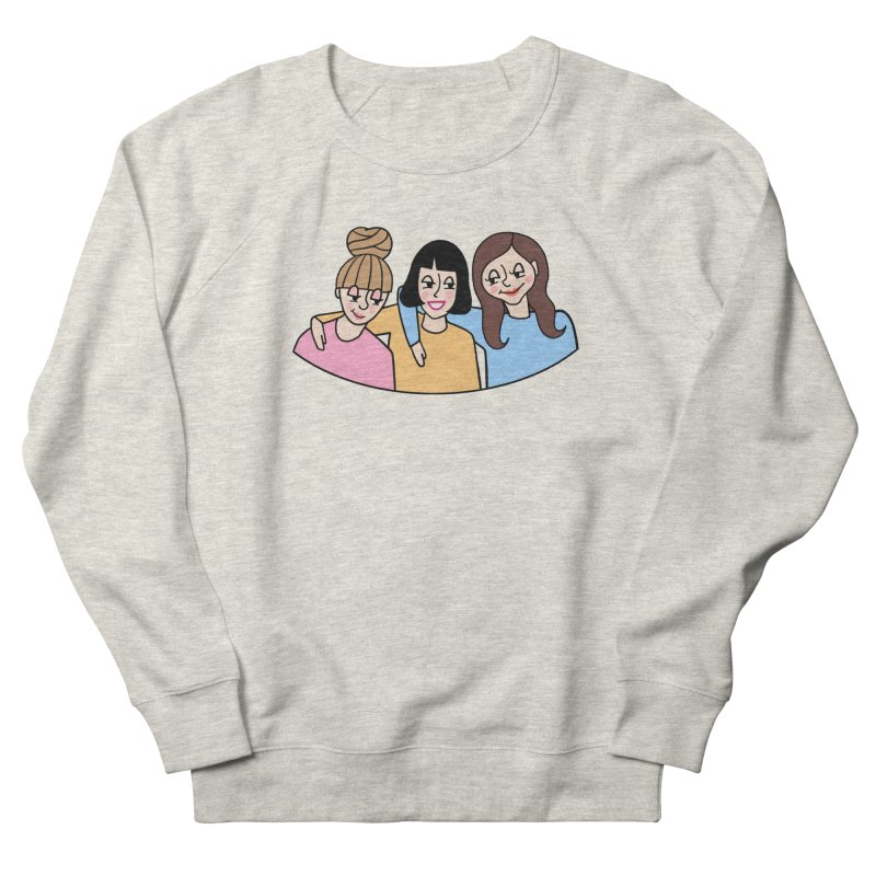 Reserved for Nikki Men's French Terry Sweatshirt by Kate Gabrielle's Artist Shop