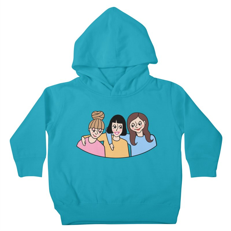 Reserved for Nikki Kids Toddler Pullover Hoody by Kate Gabrielle's Artist Shop