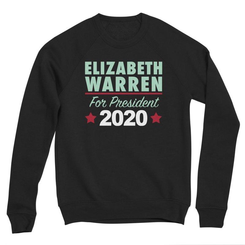 Elizabeth Warren for President Women's Sponge Fleece Sweatshirt by Kate Gabrielle's Artist Shop
