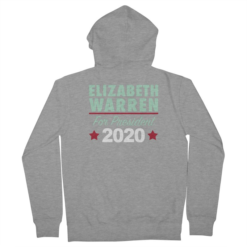 Reserved Women's French Terry Zip-Up Hoody by Kate Gabrielle's Artist Shop