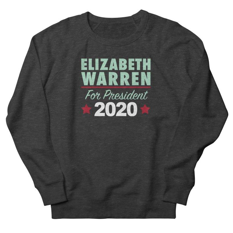 Elizabeth Warren for President Women's French Terry Sweatshirt by Kate Gabrielle's Artist Shop
