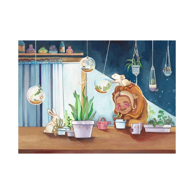 Musky Indoor Garden by katherinejoyce's Artist Shop