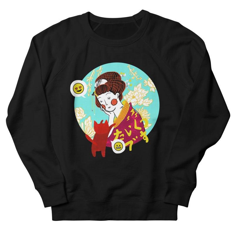 Cat Lady Women's Sweatshirt by katherineliu's Artist Shop