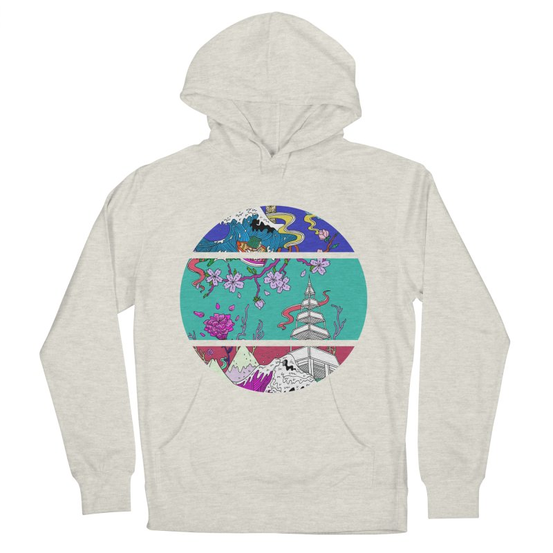 Dreamscape Women's Pullover Hoody by katherineliu's Artist Shop