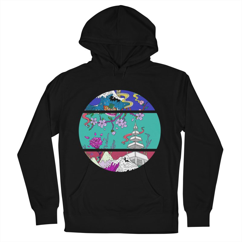 Dreamscape Men's Pullover Hoody by katherineliu's Artist Shop